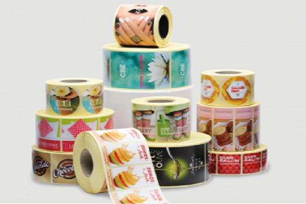 etiquettes adhesives